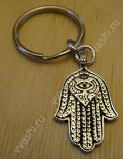 HAMSA HAND EGYPTIAN EYE . Хамса. Брелок.